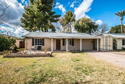 Phoenix Single Family Home For Sale: 4222 N 41st Place