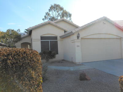 Phoenix Single Family Home For Sale: 17411 N 1st Avenue