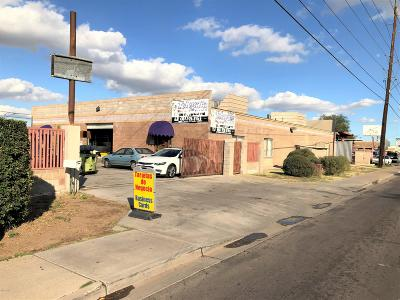 Commercial For Sale: 3048 W McDowell Road