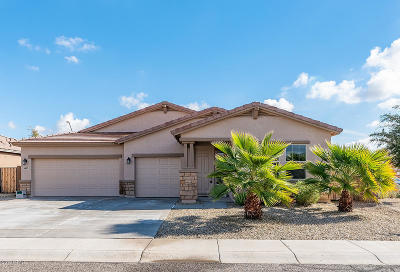 Waddell Single Family Home For Sale: 9803 N 185th Drive