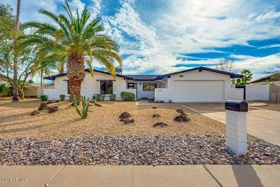 Scottsdale Single Family Home For Sale: 5319 E Evans Drive