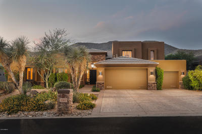 Scottsdale Single Family Home For Sale: 11660 E Charter Oak Drive