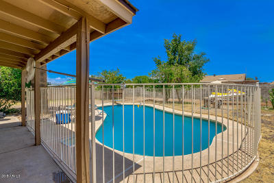 Phoenix Single Family Home For Sale: 6001 S 41st Circle