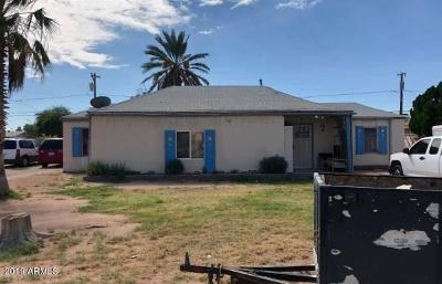Casa Grande Single Family Home For Auction: 515 W 13th Street