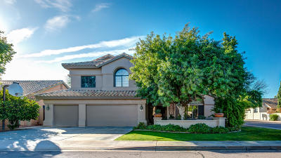 Tempe Single Family Home For Sale: 47 W Buena Vista Drive