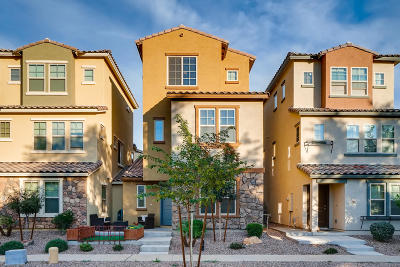 Phoenix Single Family Home For Sale: 2029 N 77th Glen