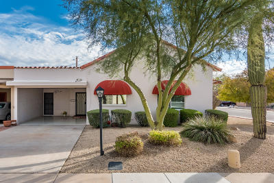 Scottsdale Condo/Townhouse For Sale: 4621 N 77th Place
