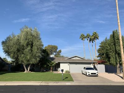 Phoenix Single Family Home For Sale: 8518 N 17th Drive