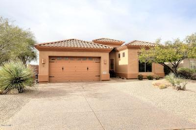 Scottsdale Single Family Home UCB (Under Contract-Backups): 35280 N 92nd Way