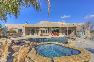 Scottsdale Single Family Home For Sale: 14031 E Ranch Road