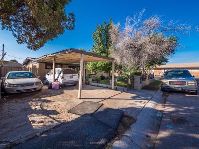 Phoenix Single Family Home For Sale: 2841 W Rovey Avenue