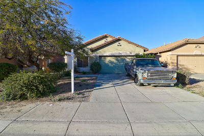 Tolleson Single Family Home For Sale: 8930 W Hess Street