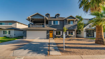 Phoenix Single Family Home For Sale: 4427 E Turney Avenue