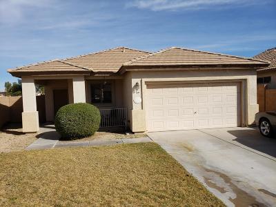 Avondale Single Family Home For Sale: 11174 W Almeria Road