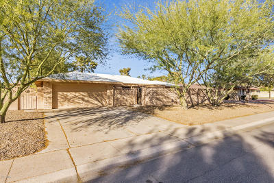 Tempe Single Family Home For Sale: 644 E La Jolla Drive