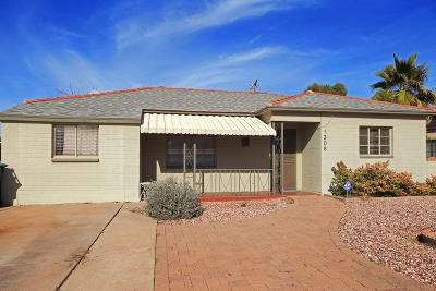 Phoenix Single Family Home For Sale: 1308 W Flower Street