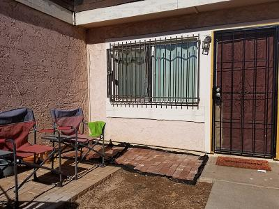 Phoenix Condo/Townhouse For Sale: 3424 W Echo Lane