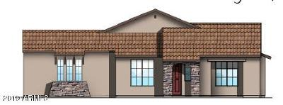 San Tan Valley Single Family Home For Sale: N Silverleaf Road