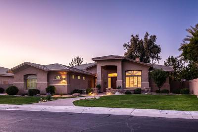 Chandler AZ Single Family Home For Sale: $1,024,900