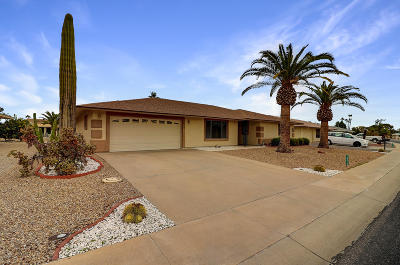 Sun City West Single Family Home For Sale: 13212 W Marble Drive