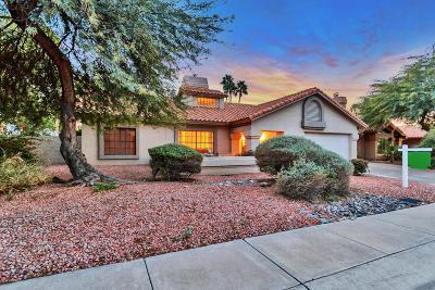 Scottsdale AZ Single Family Home For Sale: $599,000