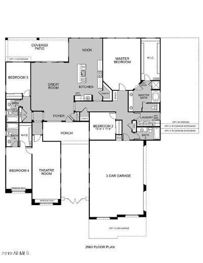 San Tan Valley Single Family Home For Sale: 481 W Fairfield Street