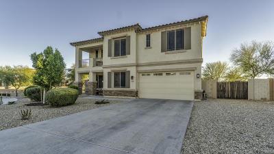 Surprise Single Family Home For Sale: 15743 W Cortez Street