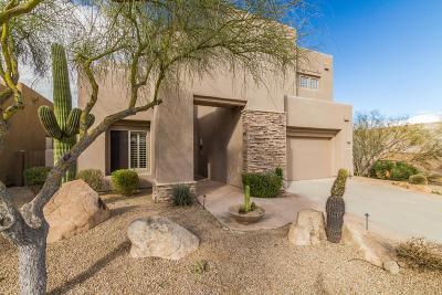 Scottsdale Single Family Home For Sale: 10808 E Running Deer Trail