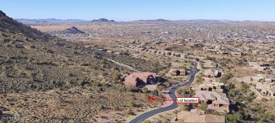 Scottsdale Residential Lots & Land For Sale: 14317 E Desert Cove Avenue