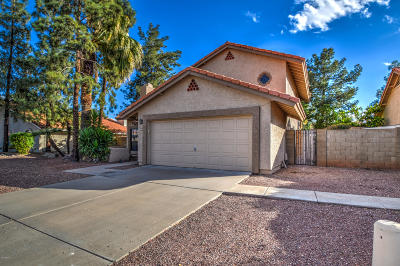 Mesa Single Family Home For Sale: 443 E Halifax Street