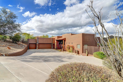 Fountain Hills Single Family Home For Sale: 15202 E Ridgeway Drive