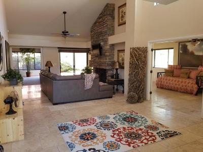Scottsdale Single Family Home For Sale: 10088 E Calle De Cielo Circle
