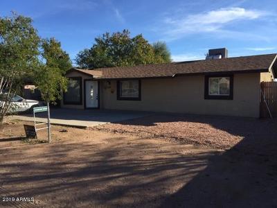 Mesa Single Family Home For Sale: 8119 E 1st Avenue