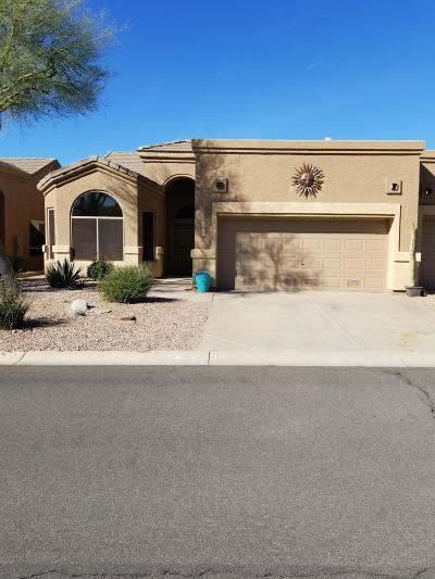 Gold Canyon Gemini/Twin Home For Sale: 5812 S Pinnacle Drive