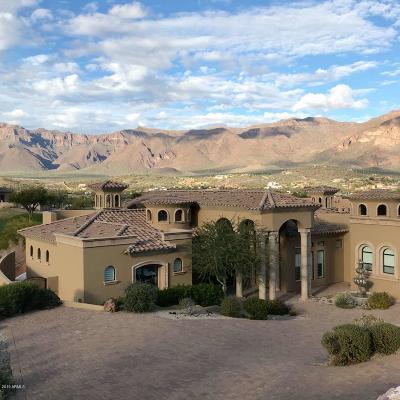 Gold Canyon Rental For Rent: 4588 S Avenida De Oro