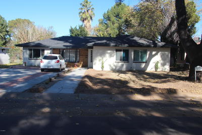 Tempe Single Family Home For Sale: 118 E Bonita Way