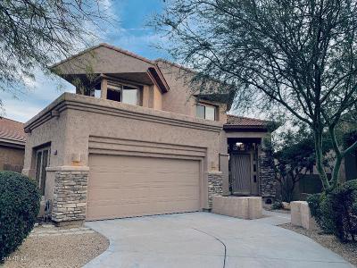 Grayhawk Single Family Home For Sale: 7657 E San Fernando Drive