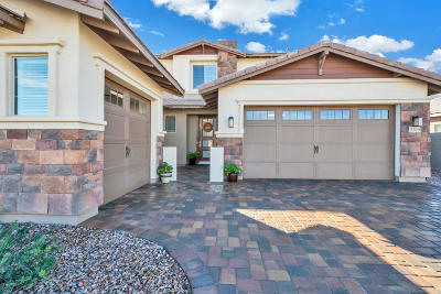 Gilbert Single Family Home For Sale: 3289 E Orleans Drive