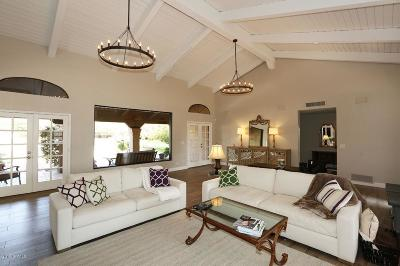 Scottsdale Single Family Home For Sale: 8536 E Country Club Trail