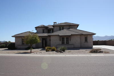 Laveen Single Family Home For Sale: 7009 W Fremont Road