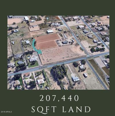 Residential Lots & Land For Sale: W Maryland Avenue