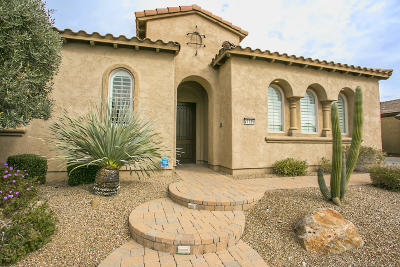 Glendale, Goodyear, Litchfield Park, Peoria, Sun City, Sun City West Single Family Home For Sale: 27135 N 128th Drive