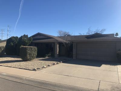 Chandler Single Family Home For Sale: 1905 W Cortez Circle