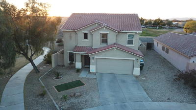 Tolleson Single Family Home For Sale: 2928 S 97th Lane