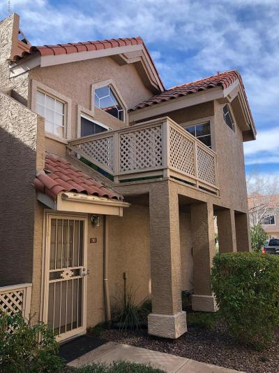 Maricopa County Apartment For Sale: 1633 E Lakeside Drive #50
