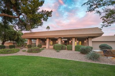 Paradise Valley Single Family Home UCB (Under Contract-Backups): 9853 N 48th Place
