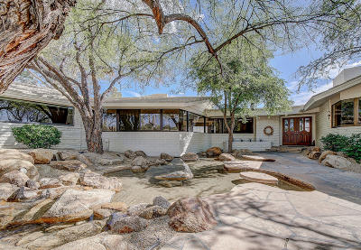 Scottsdale Single Family Home For Sale: 9816 E Mariposa Grande Drive