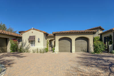 Scottsdale Condo/Townhouse For Sale: 8910 E Rusty Spur Place