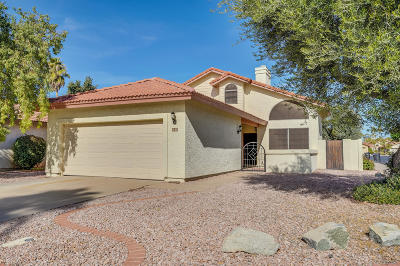 Chandler Single Family Home For Sale: 4130 W Park Avenue