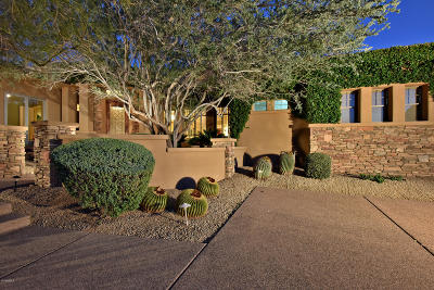 Scottsdale, Paradise Valley, Phoenix, Chandler, Tempe, Gilbert, Mesa Single Family Home For Sale: 9820 E Thompson Peak Parkway #616